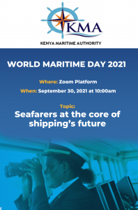 World Maritime Day Celebrations Begin in Kenya
