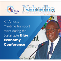 KMA hosts Maritime Transport event during the Sustainable Blue economy Conference