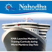KMA Launches Maritime Training Curricula during World Maritime Day Fete